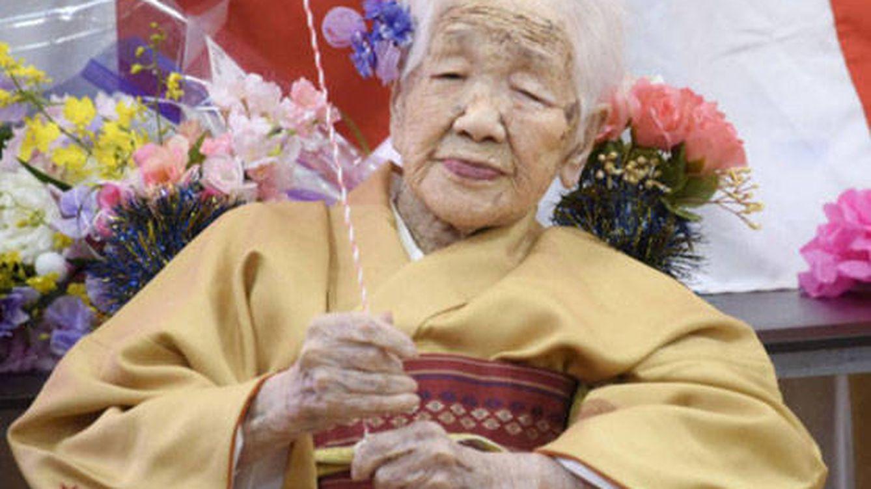 Japonesa y prematura: la mujer más anciana del planeta cumple 118 años