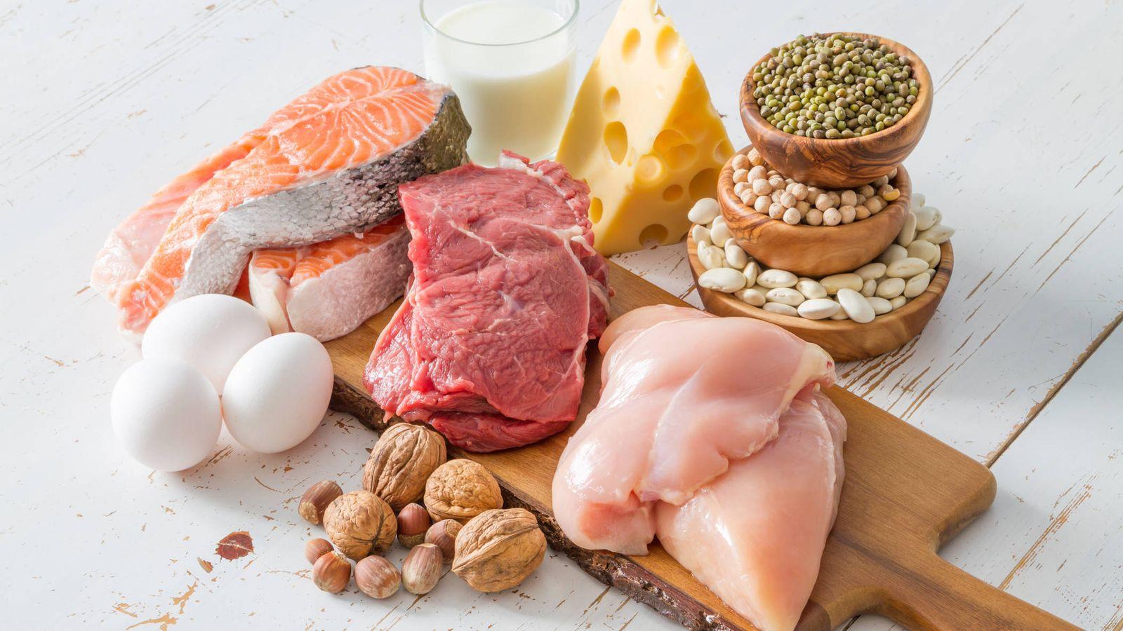 Comer más proteínas