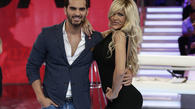 Foto: Suso e Ylenia en el debate de 'GH17' (Gtres)
