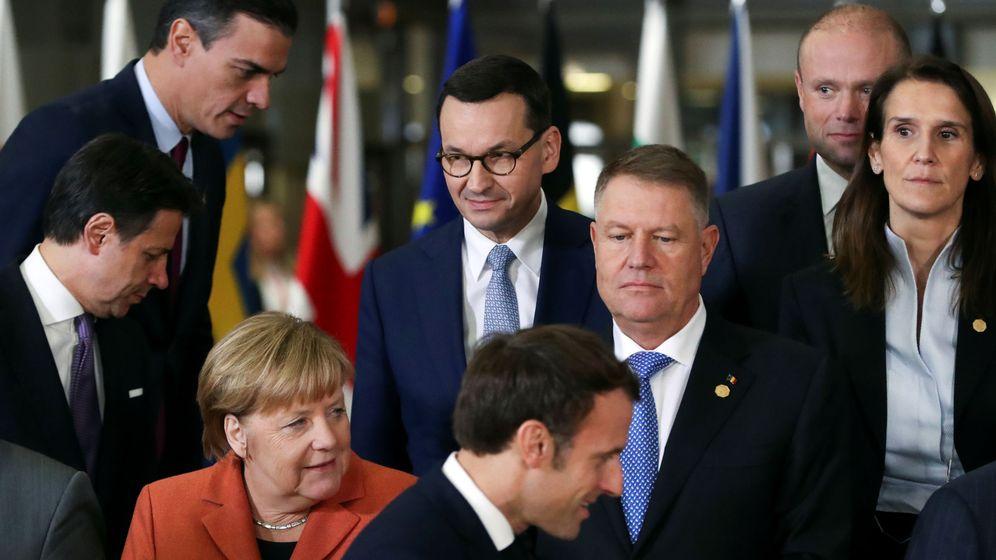 Foto: La solidaridad vuelve a tensionar las relaciones en la UE. (Reuters)