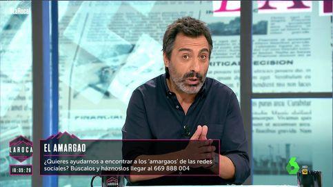 Juan del Val señala a  los amargados que critican a Nuria Roca y a 'La Roca'