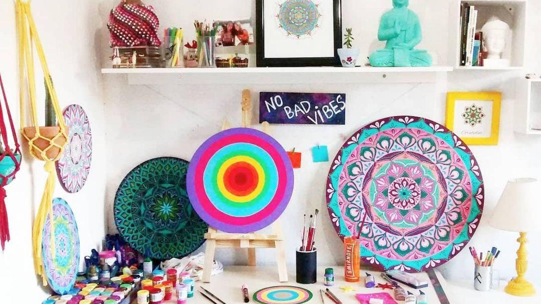 Zentangle: practica yoga mientras dibujas y triunfa en Instagram con el resultado