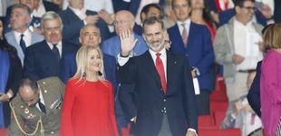 Post de Felipe VI y un estadio llamado Wanda (Metropolitano)