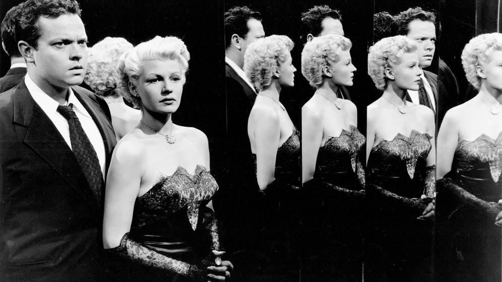 Foto: 'La dama de Shanghái', de Orson Welles (1948).