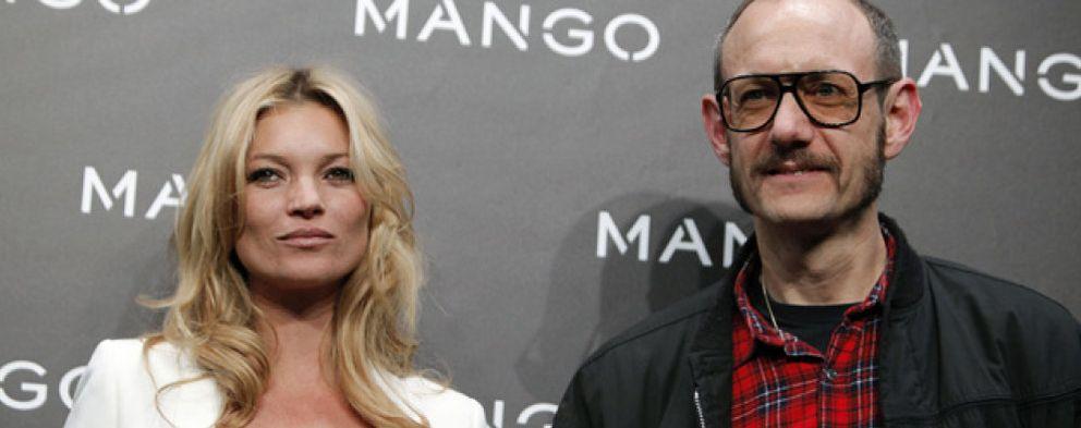 Moss rueda con Terry Richardson un corto para Mango