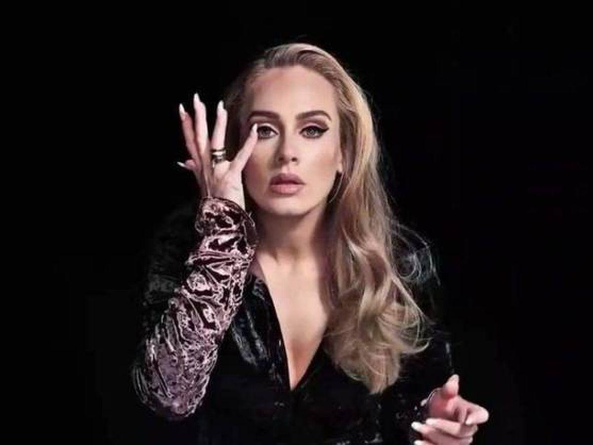 Foto:  Adele, en una imagen de 'Saturday Night Live'. (Twitter @snl)