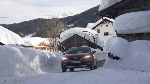 ¿Conocemos bien nuestro vehículo para circular por carreteras nevadas?
