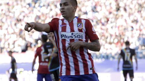 Ángel Correa se pone duro y aprieta con fuerza para abandonar el Atlético