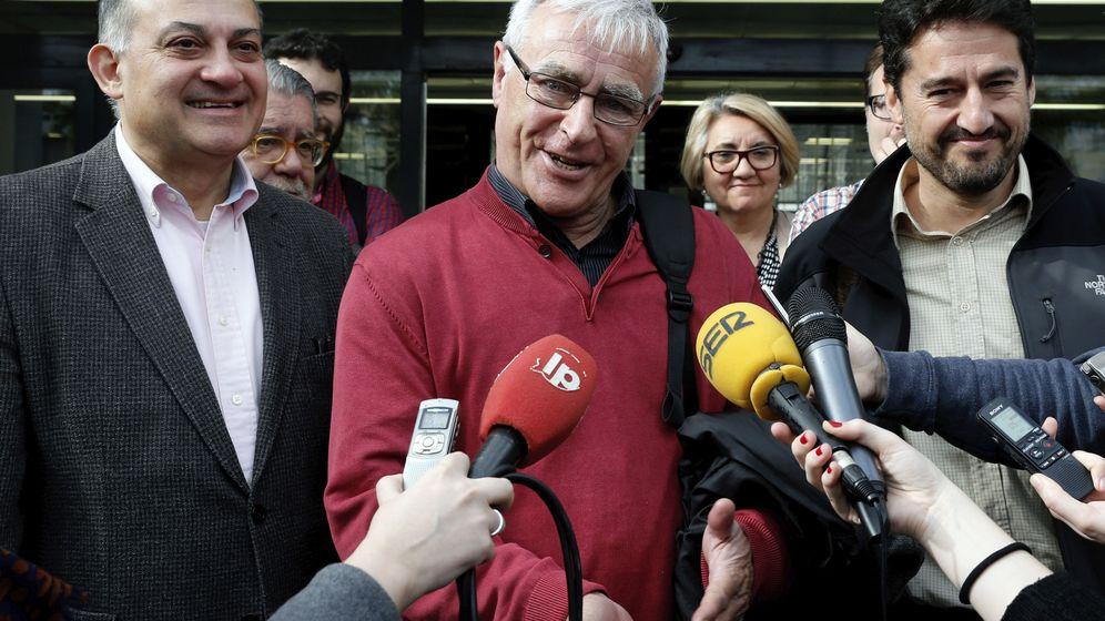 Foto: El alcalde de valencia, Joan Ribó, en una imagen de archivo. (Efe)