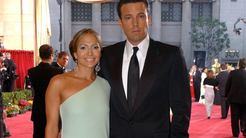 Jennifer Lopez y Ben Affleck. (Cordon Press)