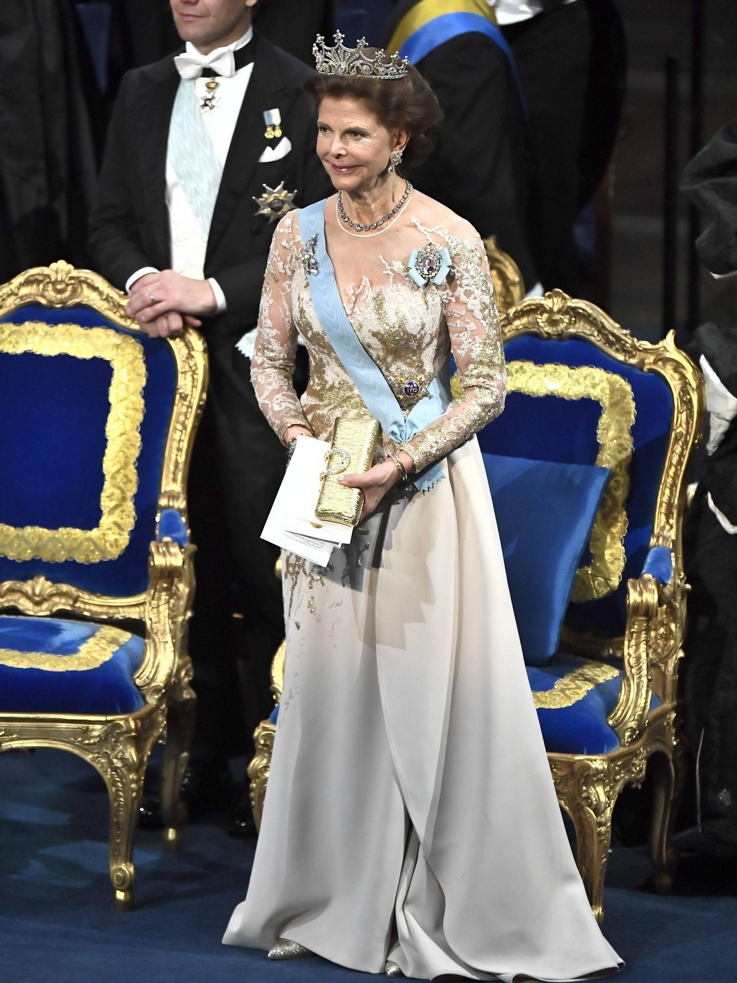 La reina Silvia. (Cordon Press)