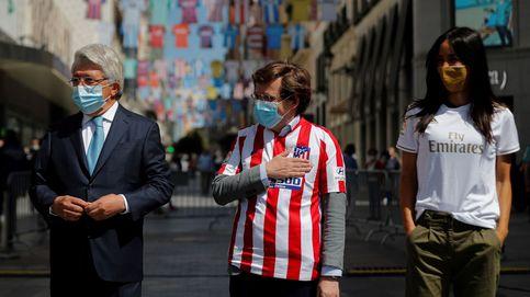 Cerezo ofrece el estadio del Atleti al Real Madrid en plena tensión con Javier Tebas