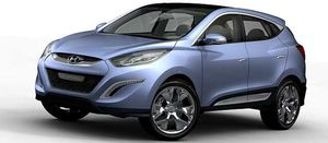 Foto: Hyundai iX-Onic, el futuro Tucson en forma de prototipo