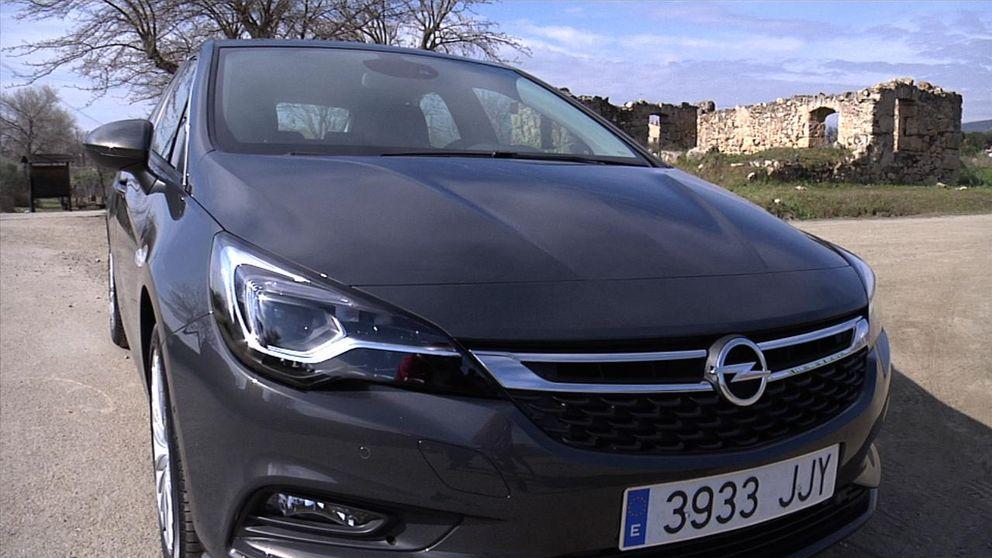 El nuevo Opel Astra incluye un asistente personal de regalo