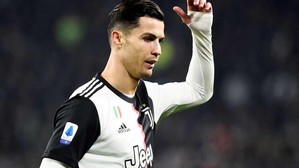 El hartazgo en la Juventus del absolutismo de Cristiano Ronaldo