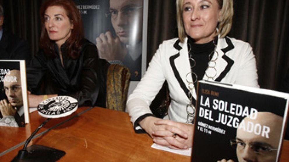El CGPJ abre una investigación sobre el libro de la mujer de Gómez Bermúdez