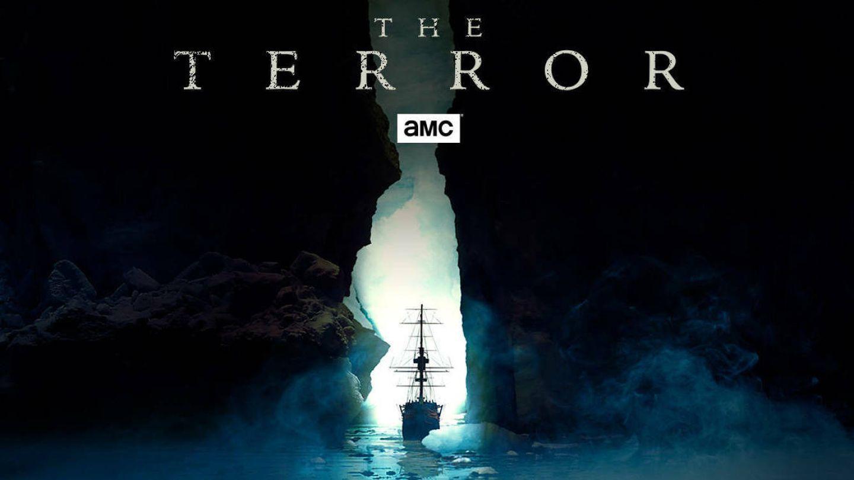 Cartel promocional de 'El Terror'