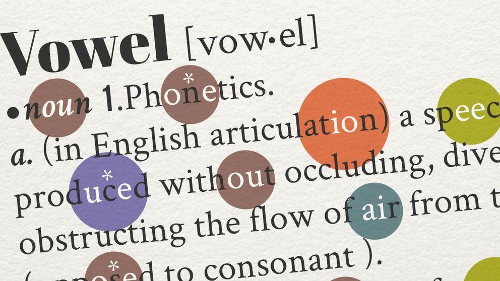 Lo haces mal: así se pronuncian las vocales correctamente en inglés