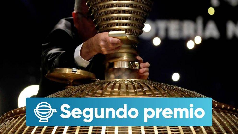 Ya hay segundo premio: el 21.015, premiado con 102.000 euros 'limpios' al décimo