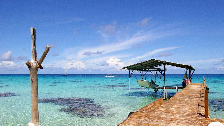 Fakarava, en la Polinesia Francesa.