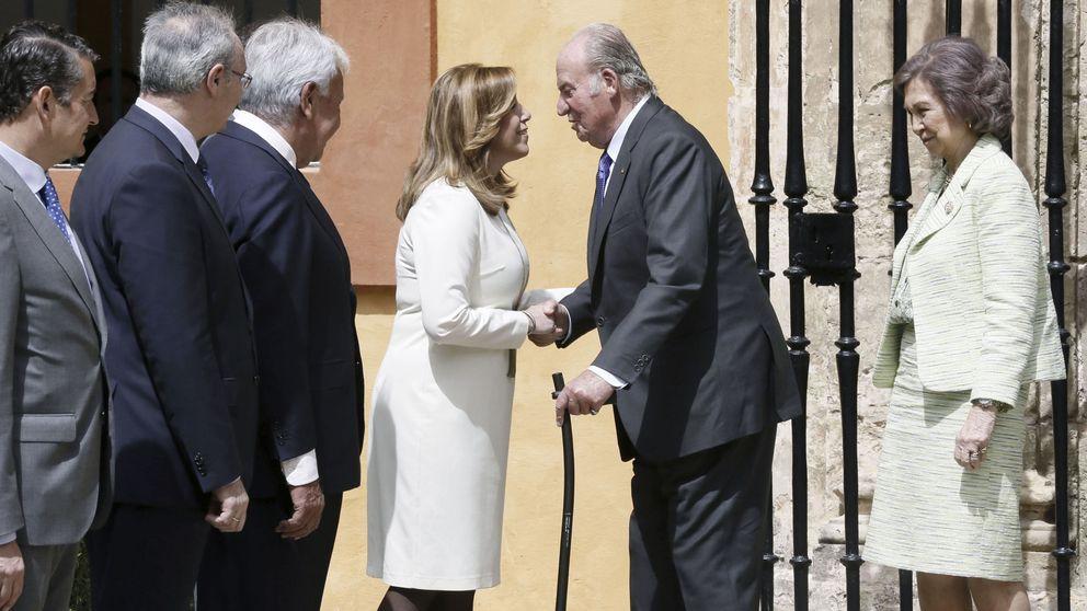 Los actos de la Expo'92 resarcen en Sevilla a un rey Juan Carlos en horas bajas