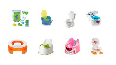 El orinal de bebé que necesitas en los primeros años de vida de tu hijo