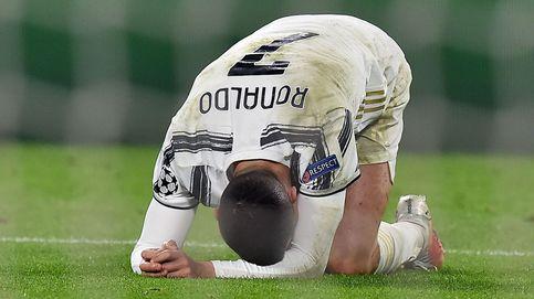 Cristiano Ronaldo, devorado por sus ansias de revancha contra Florentino Pérez