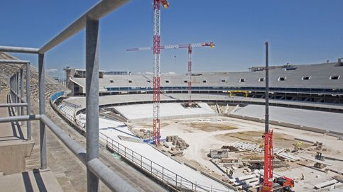 Cifuentes da luz verde a La Peineta y salva el nuevo campo del Atleti 'in extremis'
