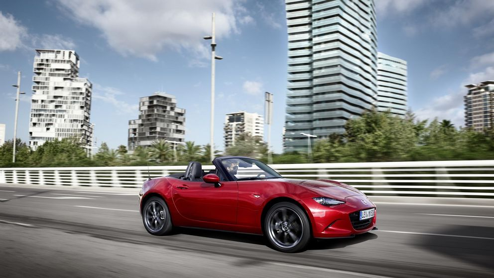Mazda MX-5, diversión total