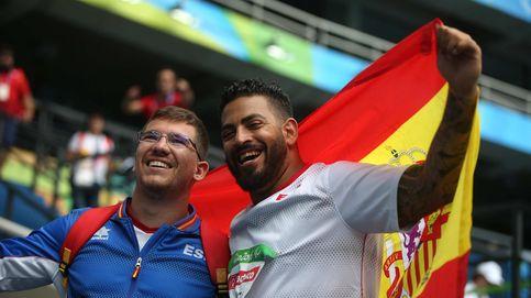 Kim López, primer oro español en los Juegos Paralímpicos de Río 2016