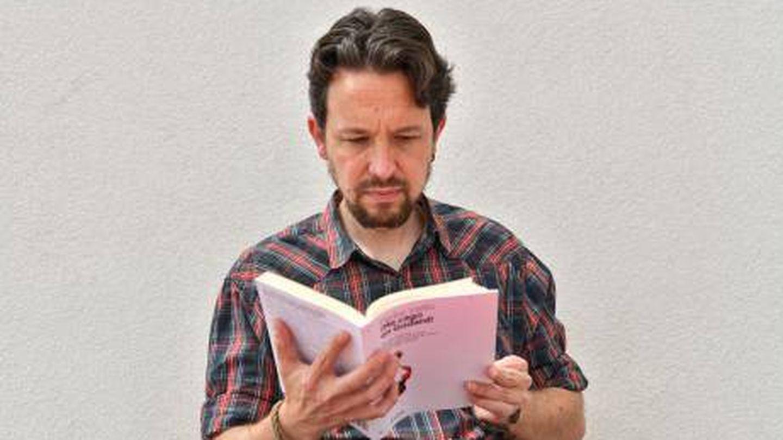 La nueva imagen de Pablo Iglesias. (Dani Gago)