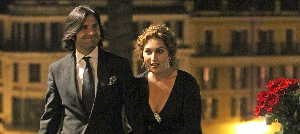 Foto: Estrella Morente y Javier Conde en una imagen de 2013 (Gtres)