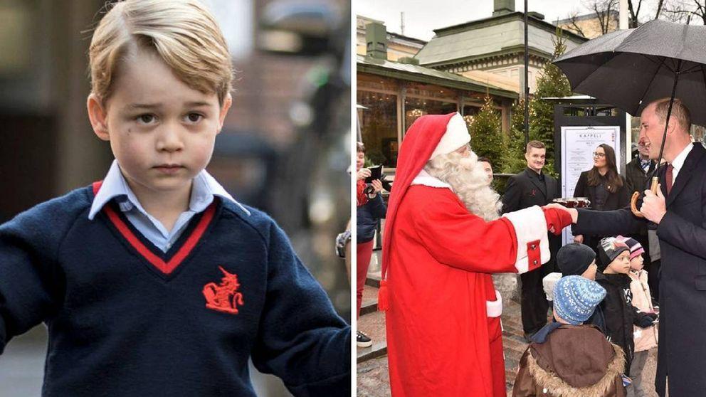 Sabemos lo que le ha pedido el príncipe George a Santa Claus por Navidad