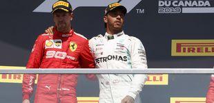 Post de Los piropos entre Hamilton y Vettel, los dos pilotos más 'guapos' del mundial de F1