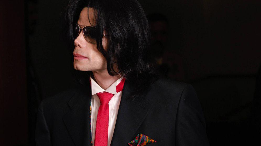 Foto: Michael Jackson. (Getty)