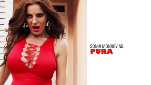 Sonia Monroy apunta alto, quiere que su webserie se vea en Netflix