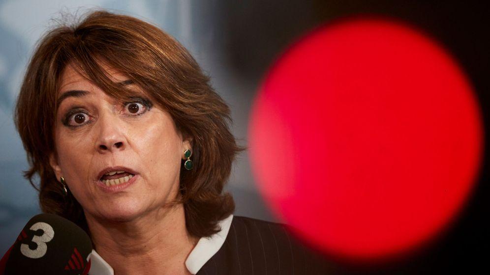Foto: La ministra de Justicia, Dolores Delgado.
