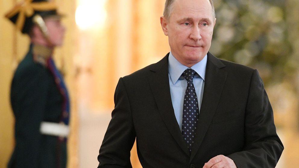 Putin contradice a su ministro de Exteriores: no se rebajará a expulsar a nadie