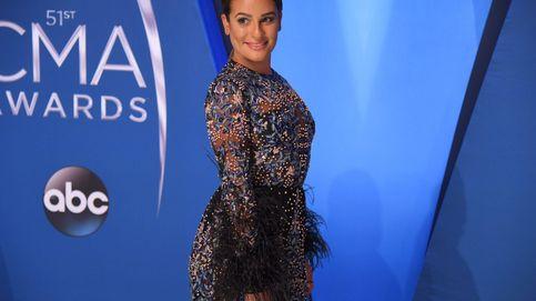 Los trucos para perder peso de Lea Michele (y caber en el traje de novia)