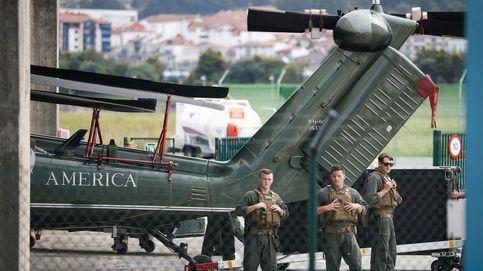 Podemos pregunta por el control al que se sometió al Ejército de Trump durante el G-7