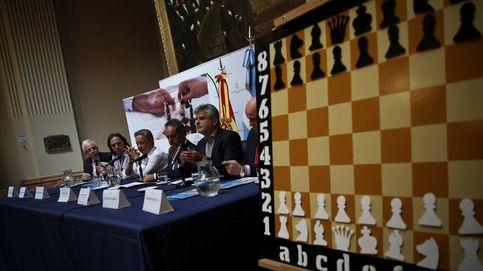 El poder educativo del ajedrez y los Machado vuelven a Sevilla: el día en fotos