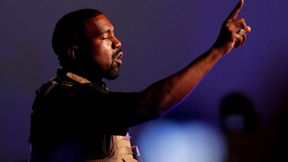 Foto: El raperto Kenye West (REUTERS)