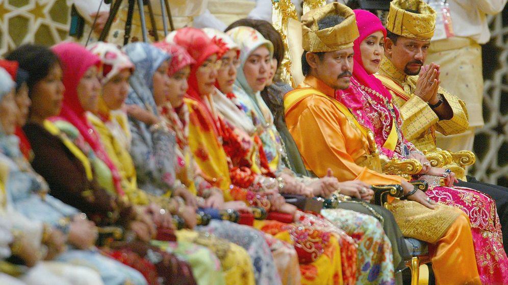 Foto:  El sultán de Brunéi, en una imagen de archivo. (Getty)