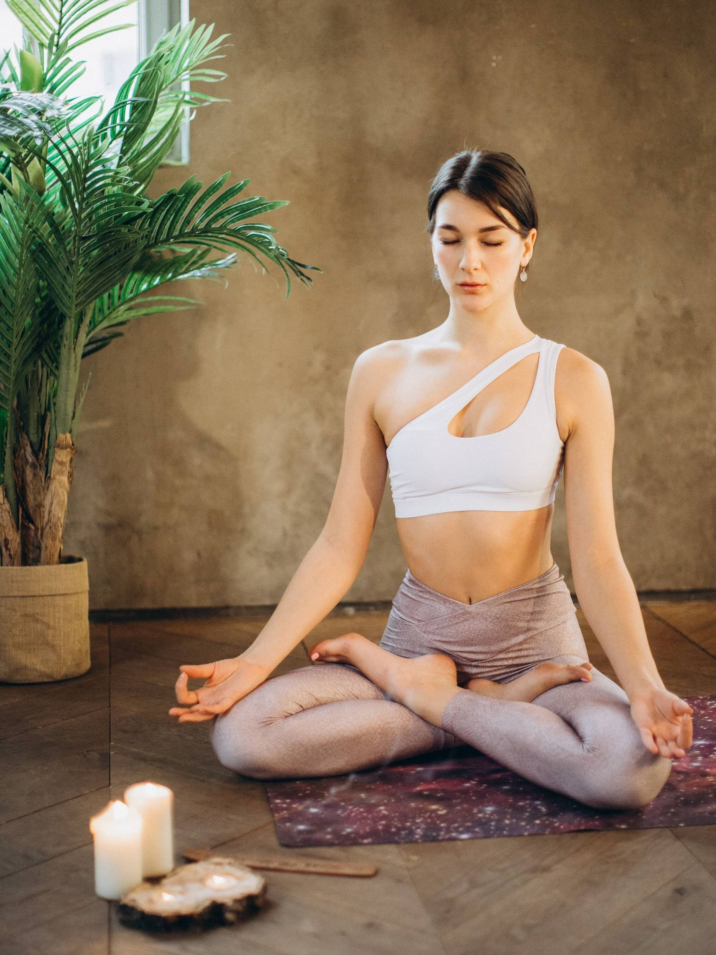 Tipos de meditación y para qué sirven. (Elina Fairytale para Pexels)