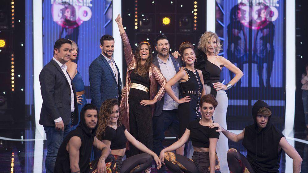 Foto: TVE estrena 'Fantástic Duo', su nueva apuesta de entretenimiento musical.