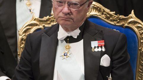 El motivo por el que el rey Carlos Gustavo aún no conoce a su nieto Oscar