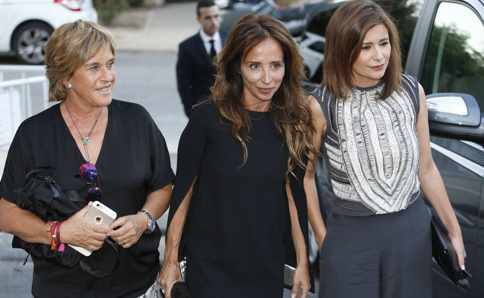 Foto: Chelo García Cortés, María Patiño y Gema López. (Gtres)