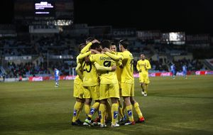 El Villarreal pide cita con el Barcelona en las semifinales de Copa