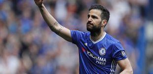 Post de Cuando el Chelsea no quiso vender a Hazard, el Real Madrid no quiso a Cesc
