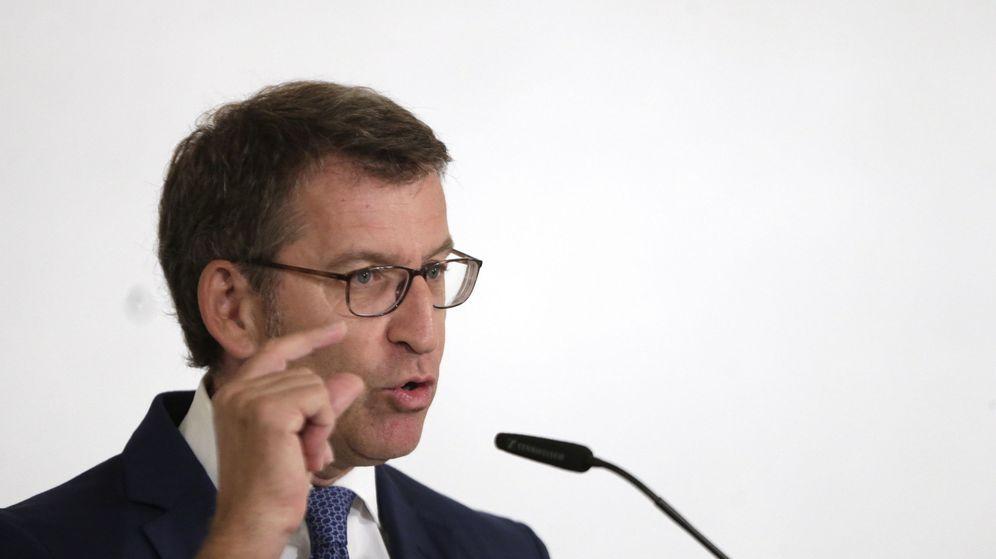 Foto: El presidente de la Xunta de Galicia en funciones y candidato del PP a la reelección. (EFE)